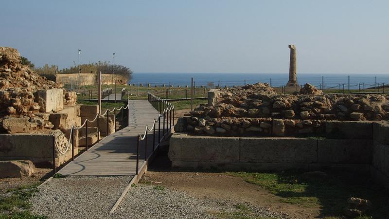 Parco archeologico Capocolonna