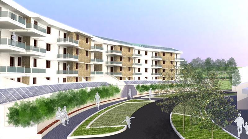Nuovo quartiere Fontesecca